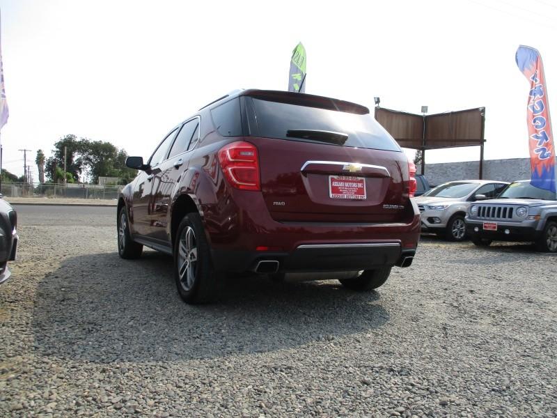Chevrolet Equinox 2016 price $18,999