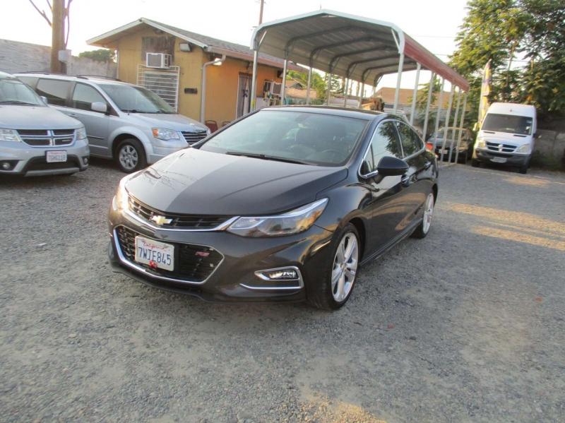 Chevrolet Cruze 2016 price $16,999