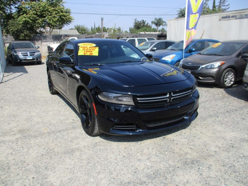 Dodge Charger 2016 price $22,999