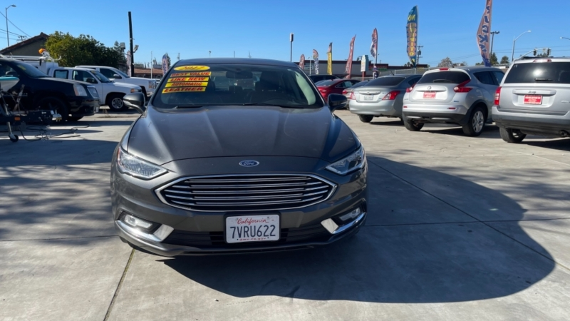 Ford Fusion 2017 price $10,999