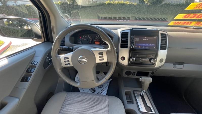 Nissan Frontier 2019 price $23,999