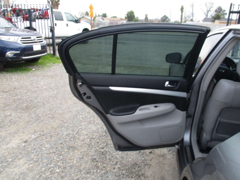 Infiniti G37 Sedan 2009 price $10,499