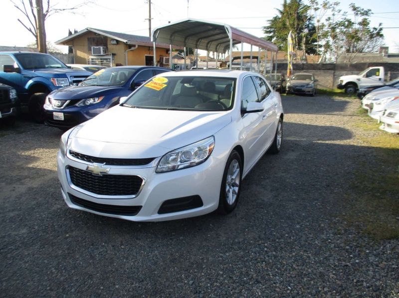 Chevrolet Malibu Limited 2016 price $11,999