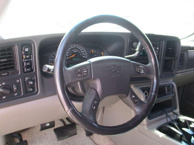 Chevrolet Tahoe 2003 price $7,999