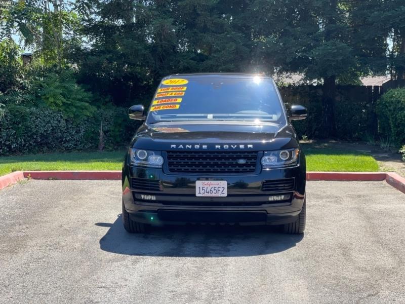 Land Rover Range Rover 2017 price $62,999