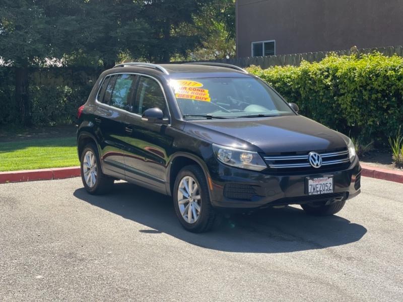 Volkswagen Tiguan 2017 price $13,999