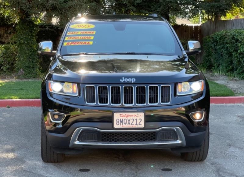 Jeep Grand Cherokee 2015 price $24,999