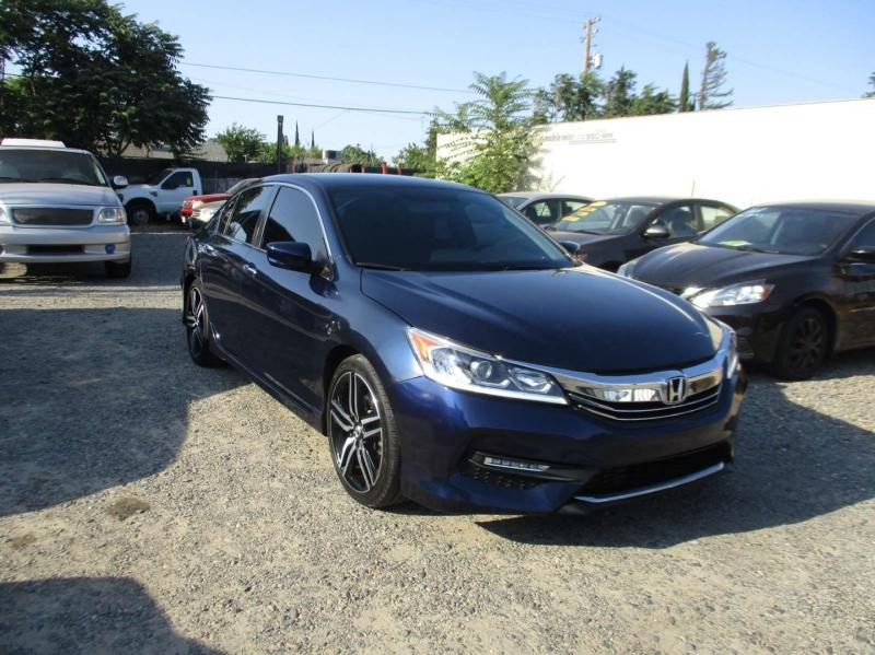 Honda Accord Sedan 2016 price $19,999