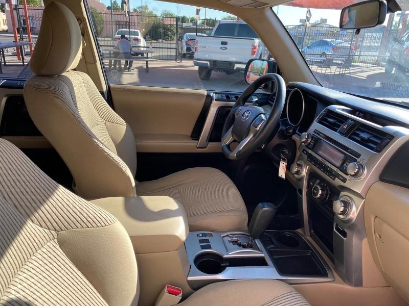 Toyota 4Runner 2013 price $17,995