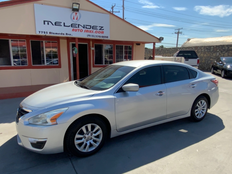 Nissan Altima 2015 price $11,995