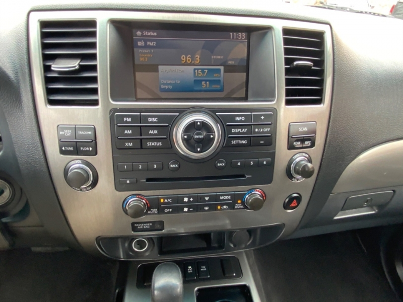 Nissan Armada 2015 price $14,995