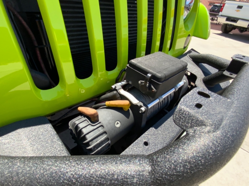 Jeep Wrangler Unlimited 2013 price $31,995
