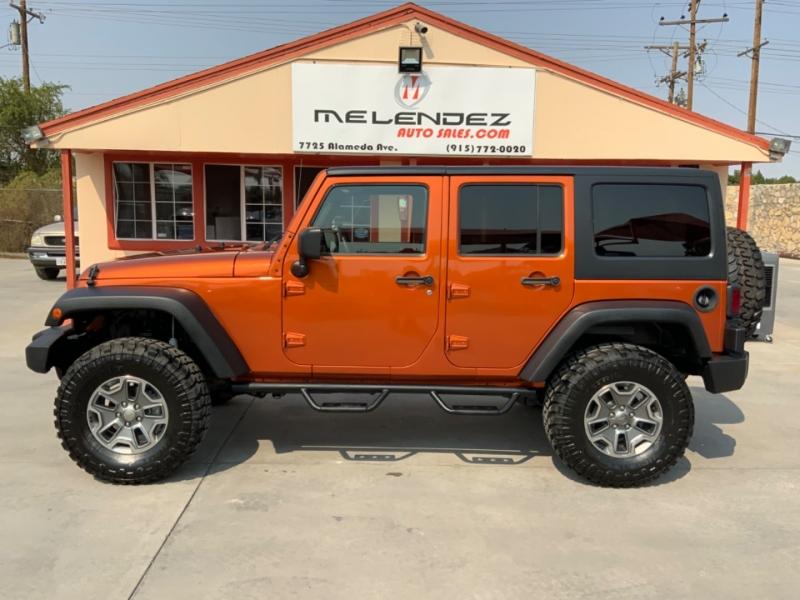 Jeep Wrangler Unlimited 2010 price $24,995
