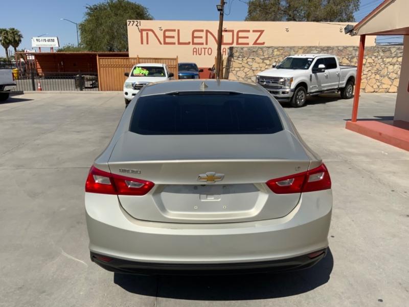 Chevrolet Malibu 2016 price $14,395