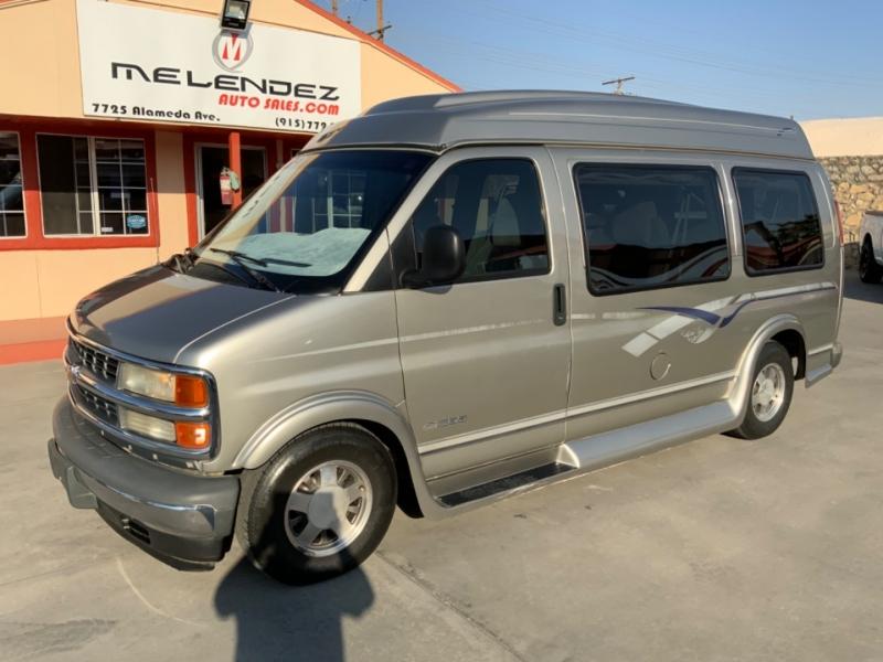 Chevrolet Express Van 1999 price $10,995