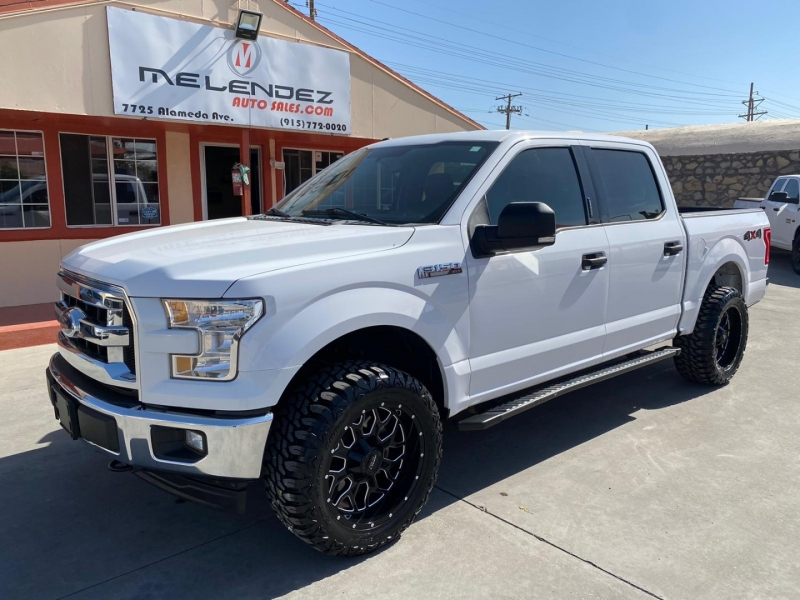 Ford F-150 2017 price $33,995