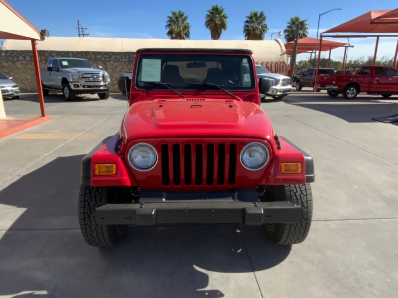 Jeep Wrangler 2006 price $13,995
