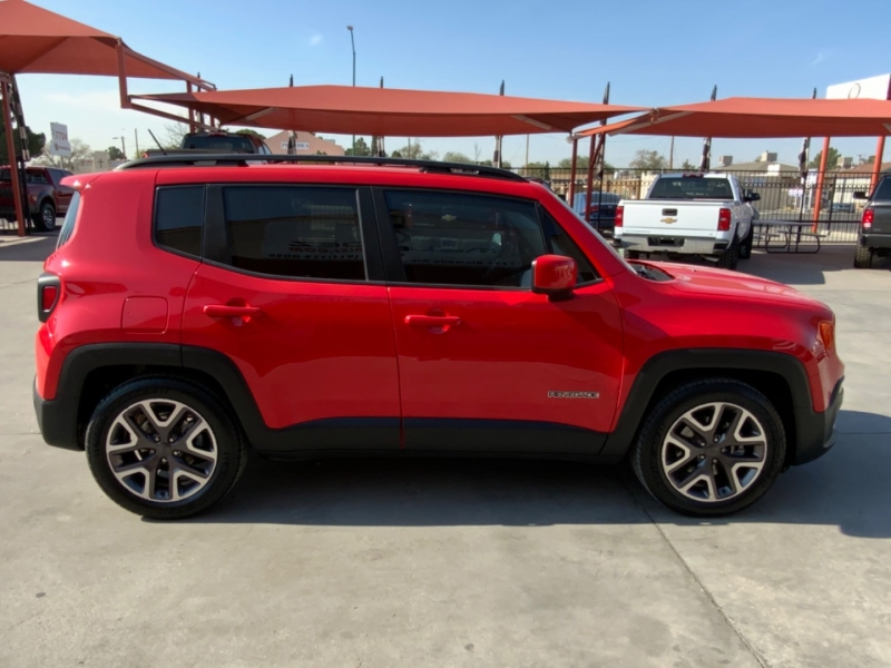 Jeep Renegade 2016 price $12,995