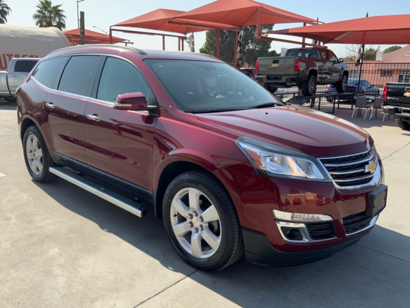 Chevrolet Traverse 2016 price $19,995
