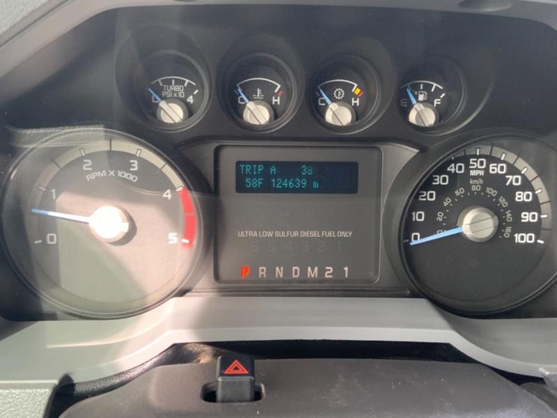 Ford Super Duty F-250 SRW 2011 price $21,995