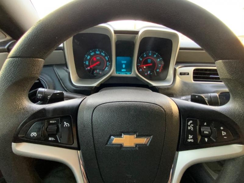 Chevrolet Camaro 2015 price $16,995