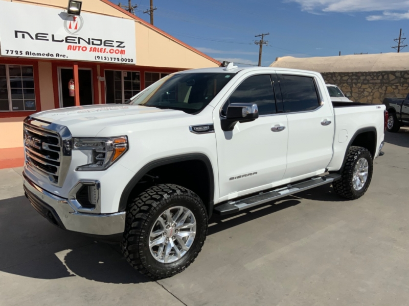 GMC Sierra 1500 2020 price $59,995