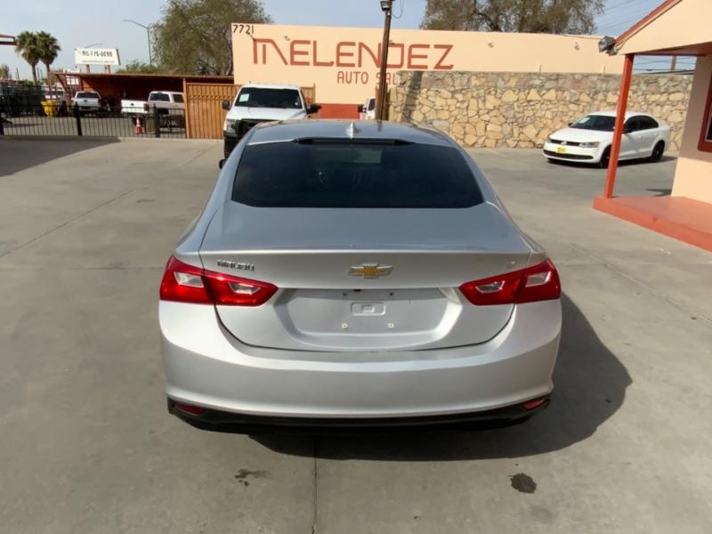 Chevrolet Malibu 2018 price $16,995