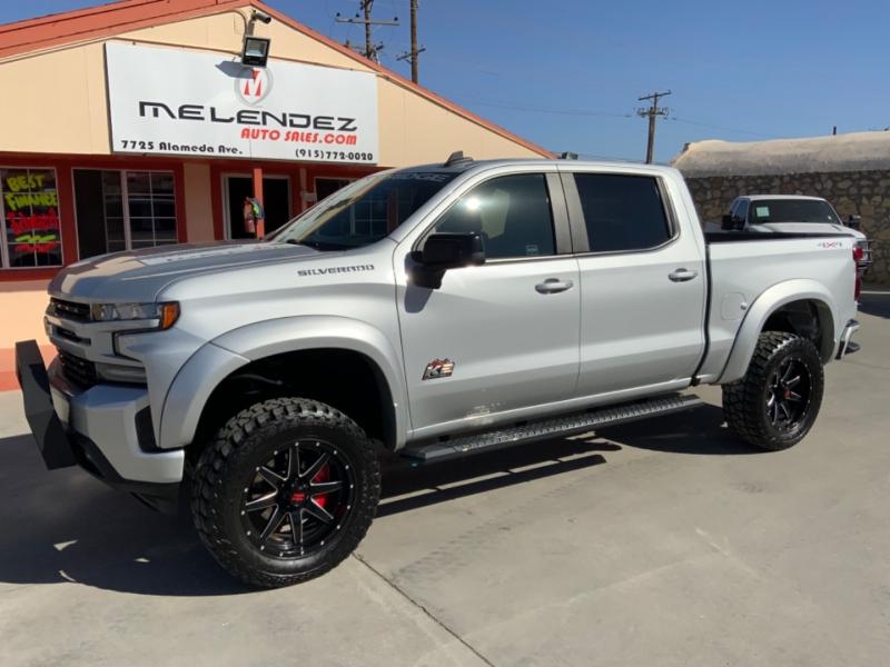 Chevrolet Silverado 1500 2019 price $55,995