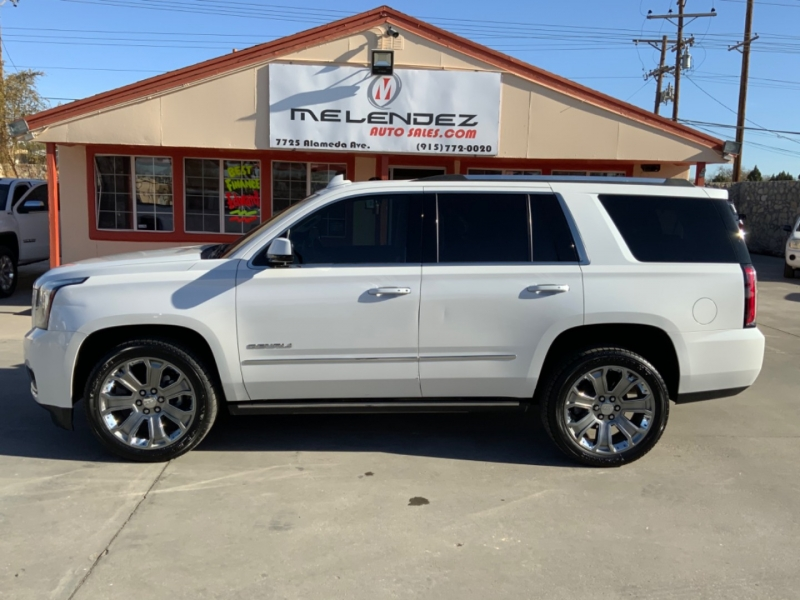 GMC Yukon 2016 price $35,995
