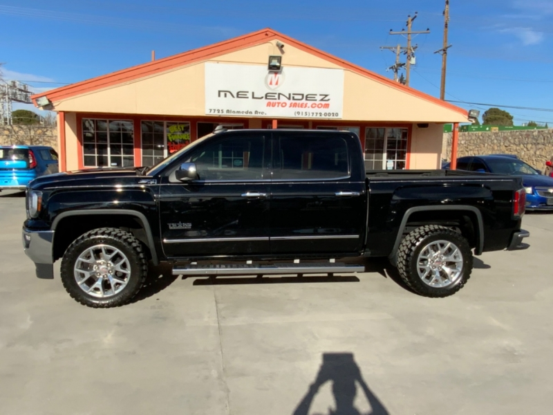 GMC Sierra 1500 2017 price $35,995