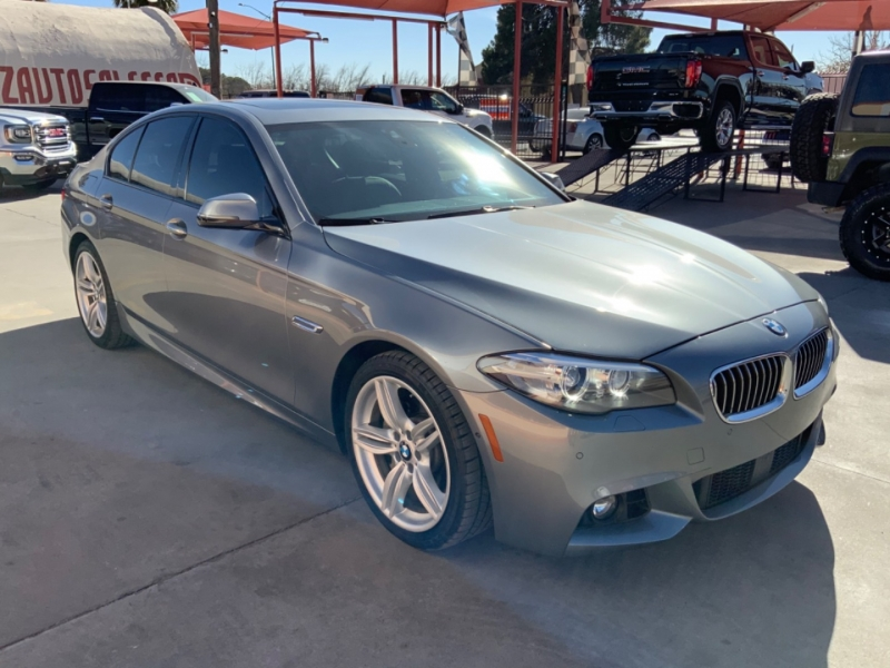 BMW 5-Series 2016 price $26,995