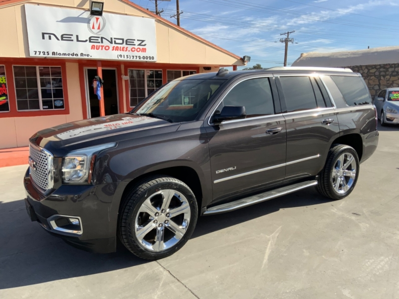 GMC Yukon 2015 price $36,995