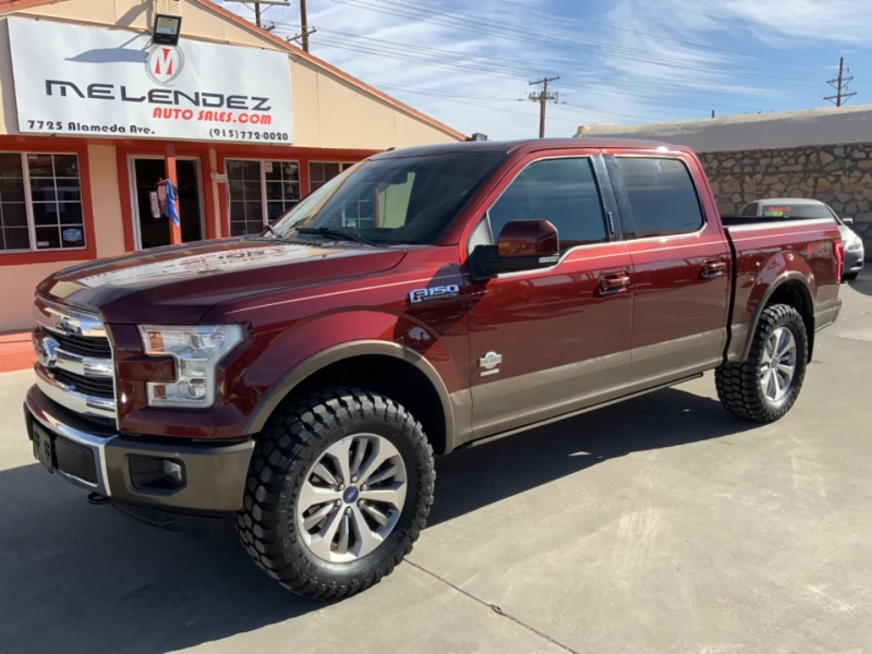 Ford F-150 2015 price $39,995