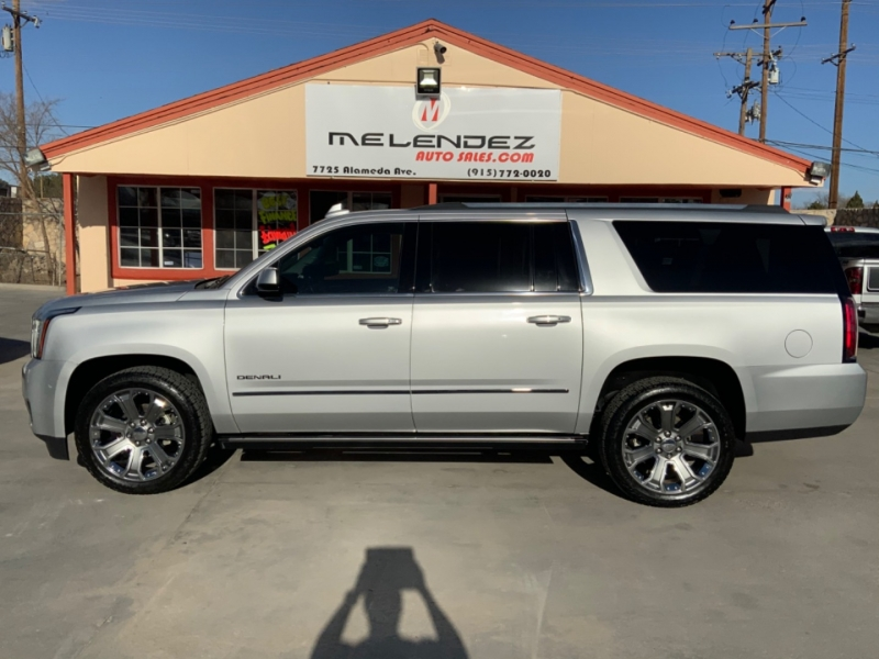 GMC Yukon XL 2016 price $35,995