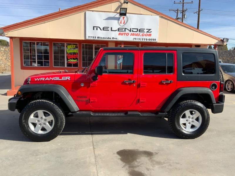 Jeep Wrangler Unlimited 2015 price $25,995