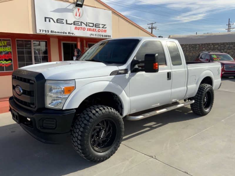 Ford Super Duty F-250 SRW 2015 price $19,995