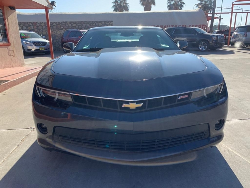 Chevrolet Camaro 2014 price $17,995