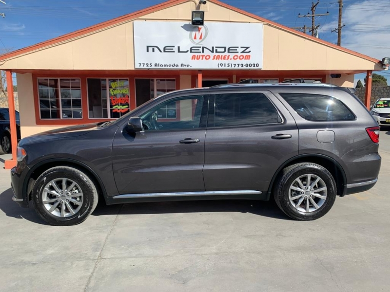 Dodge Durango 2017 price $21,995