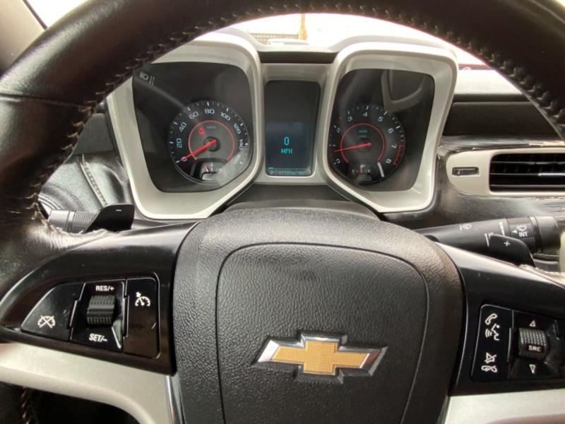 Chevrolet Camaro 2013 price $16,995