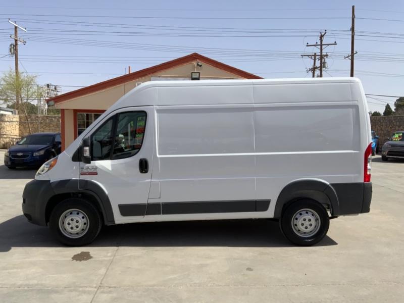 RAM ProMaster Cargo Van 2018 price $29,995