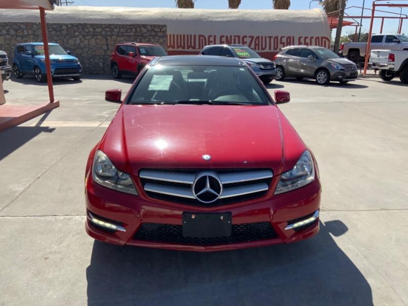 Mercedes-Benz C-Class 2012 price $14,995