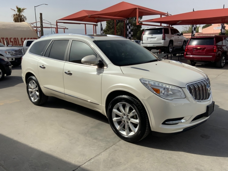 Buick Enclave 2015 price $20,995