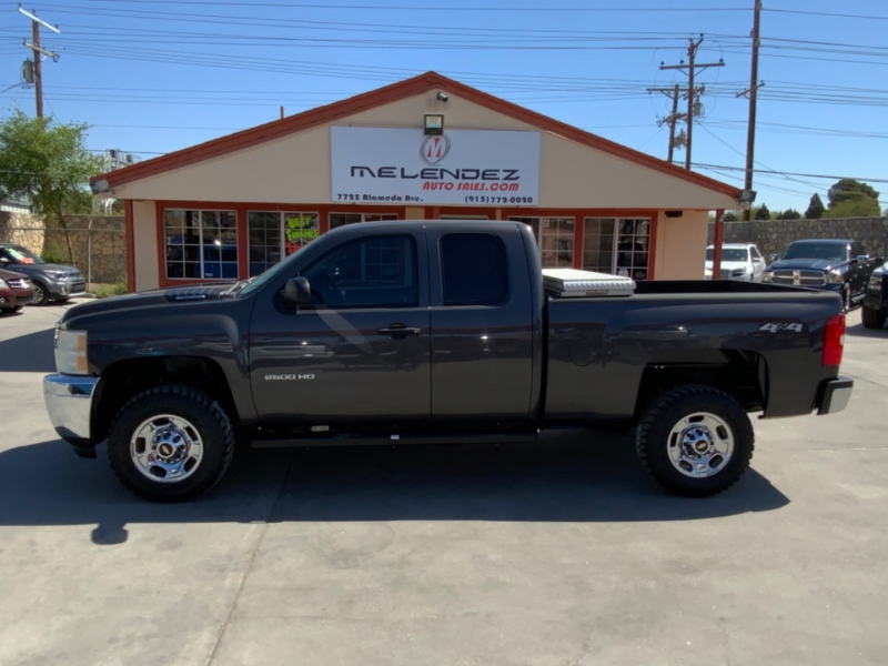 Chevrolet Silverado 2500HD 2011 price $20,995