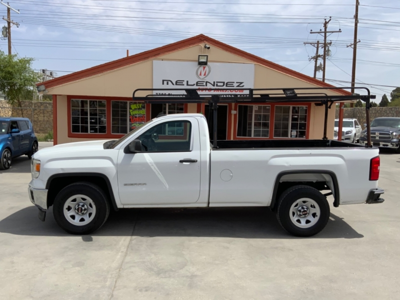 GMC Sierra 1500 2015 price $18,995