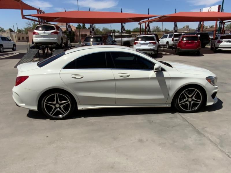 Mercedes-Benz CLA-Class 2014 price $19,995