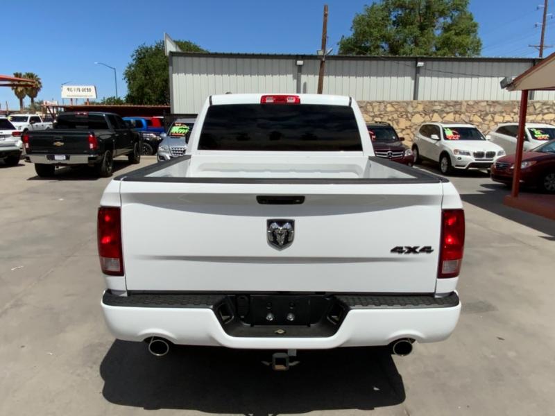 RAM 1500 2015 price $33,995
