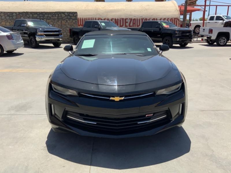 Chevrolet Camaro 2017 price $25,995