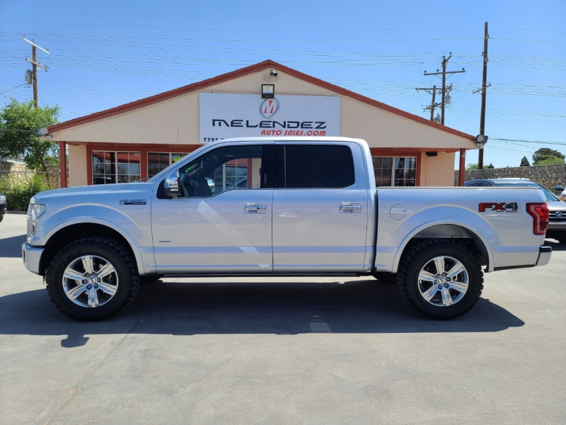 Ford F-150 2016 price $47,995