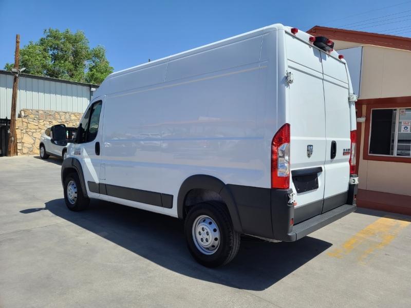 RAM ProMaster Cargo Van 2017 price $24,995