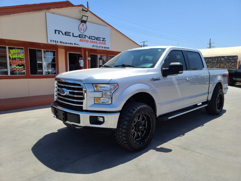 Ford F-150 2016 price $37,995